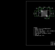 空气散热器-烟气回收器CAD文件下载