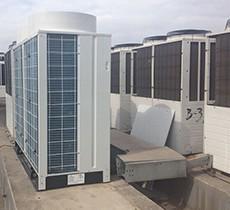 擎立换热器中央空调解决方案