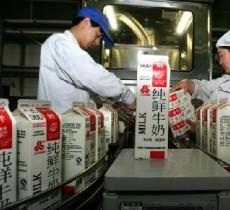 广州擎立换热器牛奶行业解决方案