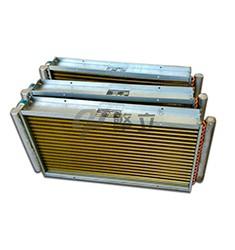 金箔铝翅片表冷器