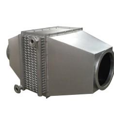 钢制卧式锅炉余热回收器(加热水)