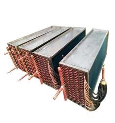 蒸发式翅片冷凝器