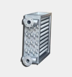 SZL型空气散热器 无缝钢管铝轧翅片