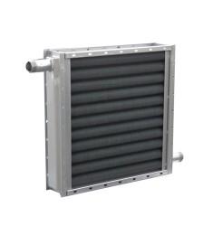 不锈钢绕片散热器