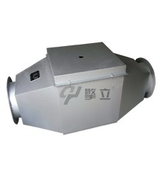 50KW大功率风道式空气电加热器 配电控箱解决方案