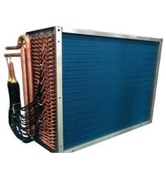 中央空调主机蒸发器 铜管蒸发器 空调冷凝器