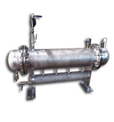 列管式换热器 铜管冷凝器