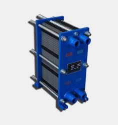 化工行业可拆式不锈钢板式换热器