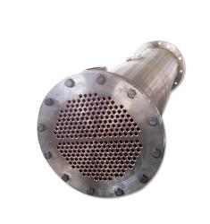 铜管管壳式换热器