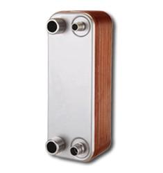 供暖系统钎焊板式换热器