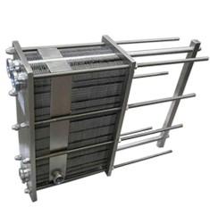 304食品级不锈钢 板式换热器