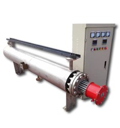流道式电加热器55KW