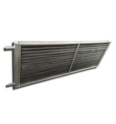 纸机烘干用散热器 空气散热器