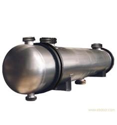 不锈钢浮头式双流程管壳式换热器