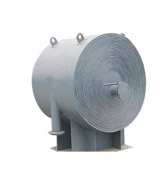 不可拆螺旋板式换热器