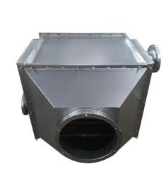 冷凝式锅炉节能器