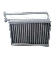 定做涂布机烘房空气散热器  换热器
