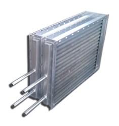 空调风柜加热盘管 空气换热器